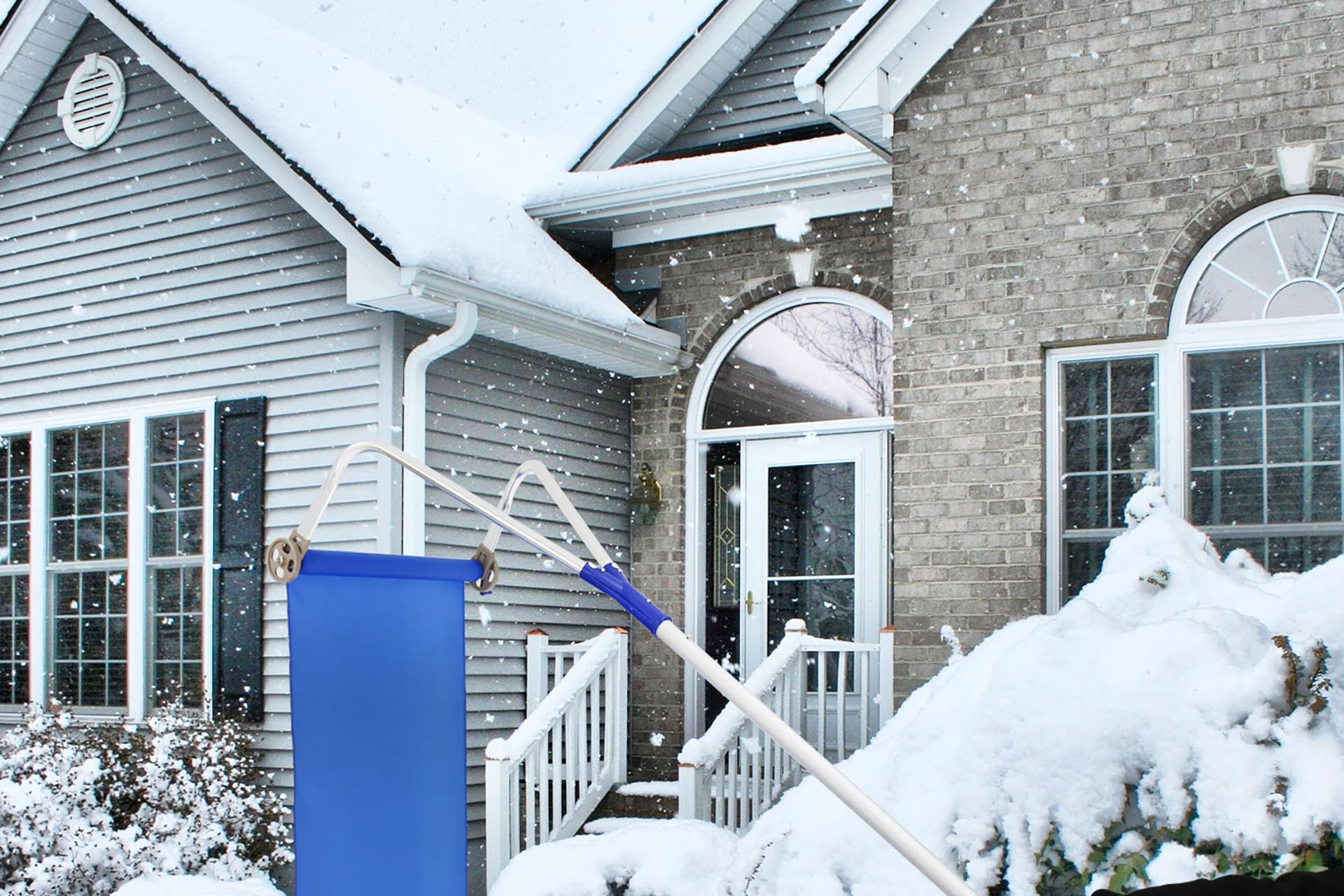 Supreme Contractors Group offers a snow removal