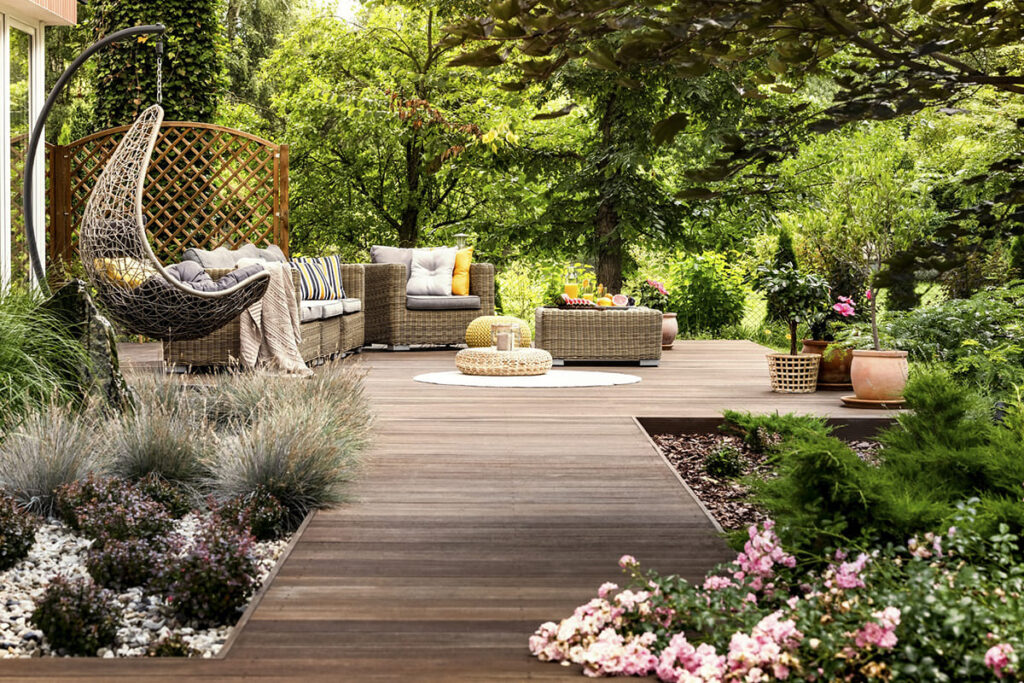 Landscaping trends in 2021
