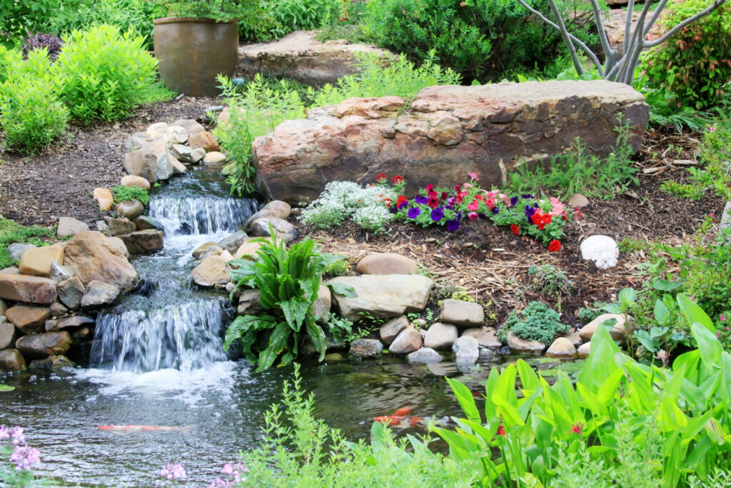 8 ways to use stone in landscaping