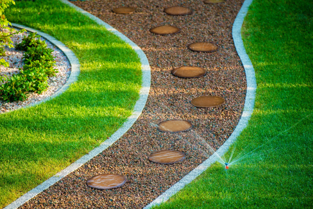 Features of paving walkways: rules for choosing material and installation